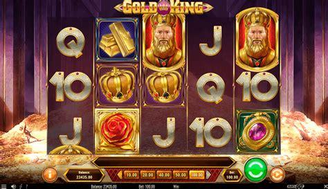 play gold king  slot play   casino slots