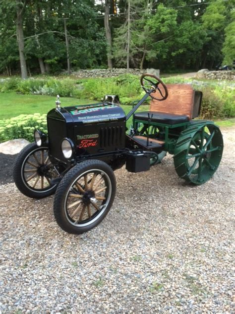 doodlebug tractor pictures model t ford forum show us your t doodlebug or conversion