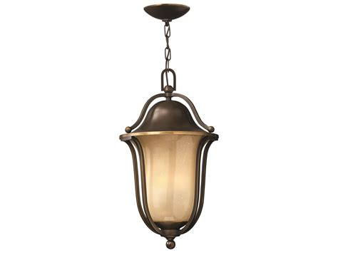 Hinkley Outdoor Lights Hinkley Lighting Bolla Olde Bronze Led Outdoor Pendant Light 2632ob Led