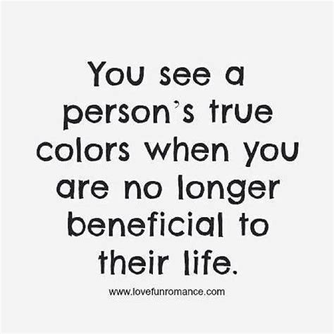 true colors quotes a person s true colors quotes lessons