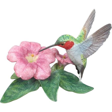 16 best images about hummingbird figurines on pinterest