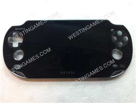Ps Vita Pch 1001 Screen Replacement - original lcd screen display touch screen digitizer assembly w frame for sony ps