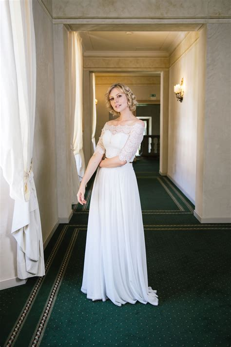 Brautkleider 20er Jahre by Brautkleid Inspiriert Vom 20er Jahre Stil Vintage Kleid