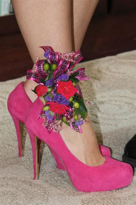 trendy corsages 2013 trendy ankle corsage prom flowers pinterest