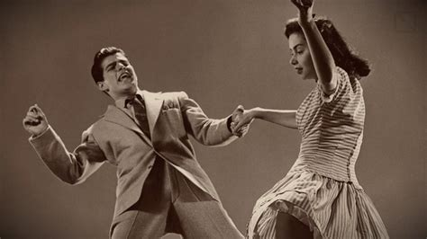 swing hop baile lindy hop youtube