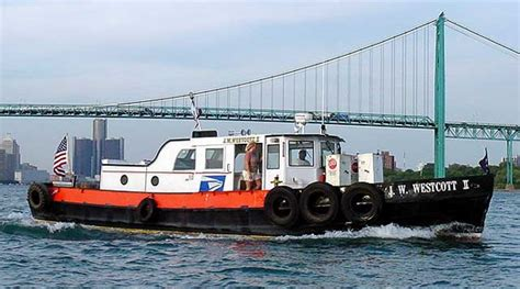 floating office boat 10 facts about detroit neatorama