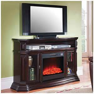 Big Lots Electric Fireplace 60 Quot Console Espresso Electric Fireplace Big Lots
