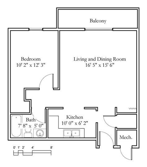 garden apartments 2 bedroom 1 bath 875sqft meadowlark hills continuing care retirement apartment sle floor plans meadowlark continuing