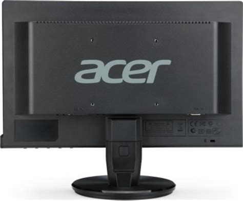 Monitor Lcd Acer P166hql Acer P166hql 15 6 Inch Led Backlit Lcd Monitor Black Kenyt