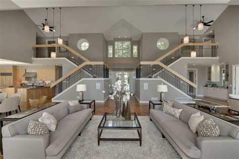 light blue gray interior paint 51 modern and fresh interiors showcasing gray paint
