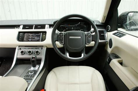 Range Rover Interior Images by Land Rover Range Rover Sport Interior Autocar