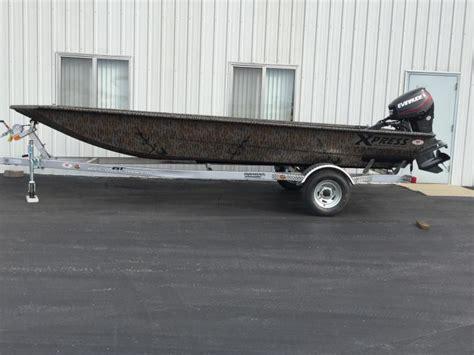 jon boat xpress 2016 xpress boats hd18ddp o fallon il for sale 62269