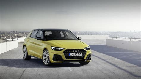Audi A1 Neu by New Audi A1 Sportback Revealed Tfsi Engine Outputs Range
