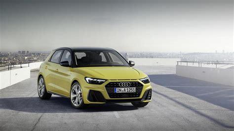 Audi A 1 Neu by New Audi A1 Sportback Revealed Tfsi Engine Outputs Range