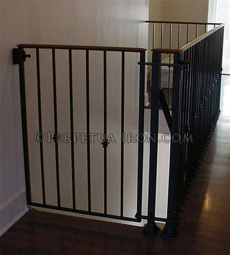 best stair gate for banisters baby gates for stairs with railings newsonair org
