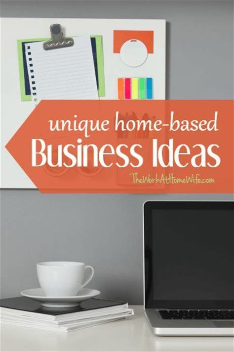 unique home based business opportunities unique
