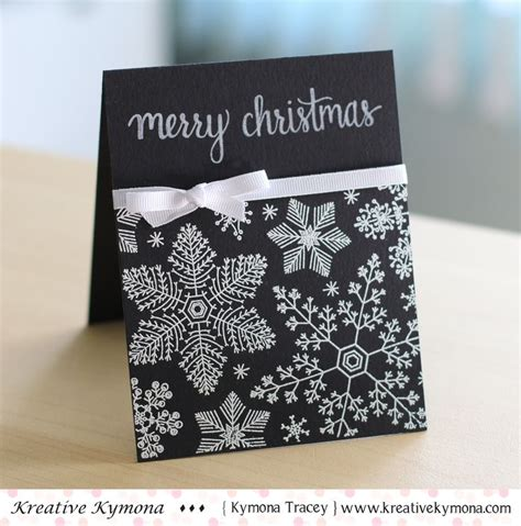 Handmade Merry Cards - 1120 best cards snowflakes images on