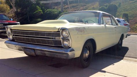 car owners manuals for sale 1966 ford galaxie regenerative braking worn out and ugly 1966 r code 427 galaxie 500