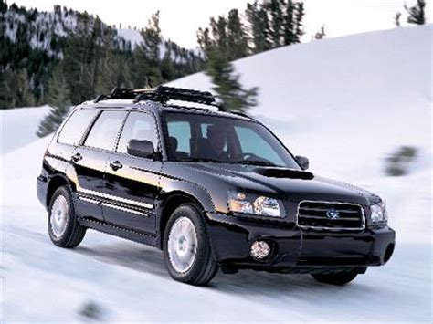 2004 subaru forester xs sport utility 4d pictures and