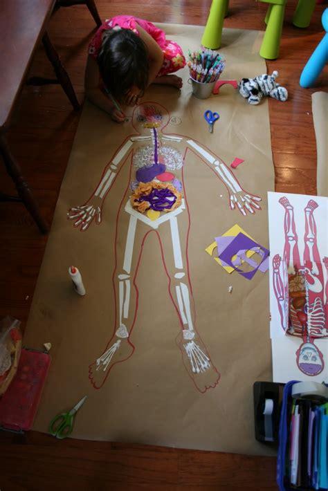 human crafts for human skeleton crafts preschool crafts