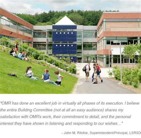 lincoln college ct omr architects portfolio schools lincoln