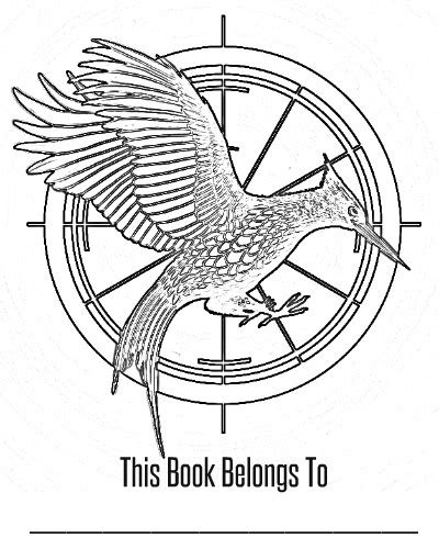 hunger games coloring pages printable free the hunger games printables with catching fire