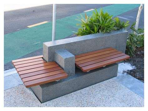 concrete bench seat precast concrete seats urban fountains and furniture