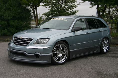 2006 Chrysler Pacifica Specs by Emagination 2006 Chrysler Pacifica Specs Photos