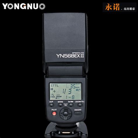 Yongnuo Yn 568ex Ii yongnuo yn 568ex ii yn568ex ii flash high speed ultra powerful gn master