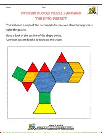 printable shapes puzzle math puzzles for kids shape puzzles