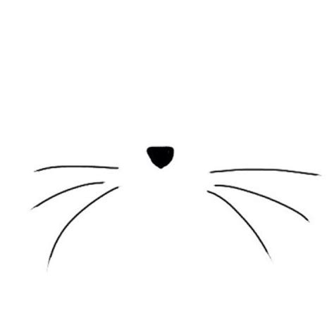cat whiskers tattoo cat whiskers graphics and fonts cat