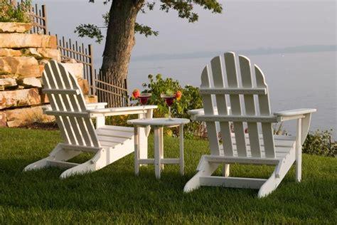 adirondack patio furniture sets polywood adirondack folding chair ad5030