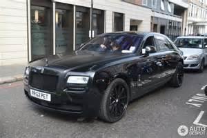 Lord Aleem Rolls Royce Rolls Royce Ghost 27 Czerwiec 2014 Autogespot