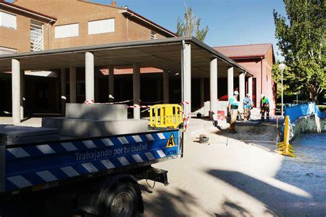 seis das de diciembre alcobendas 255 000 euros en obras para los colegios