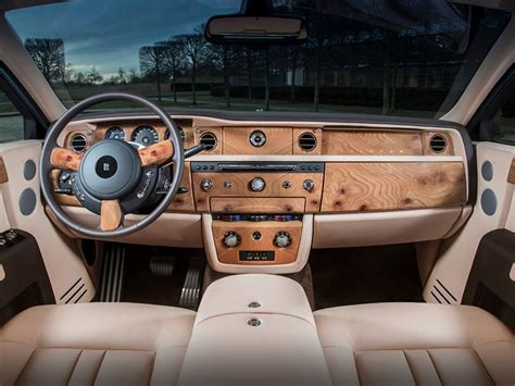 rolls royce gold interior rolls royce reveals special phantom an automotive