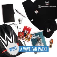 Wwe Network Gift Card Online - win amazing wwe prizes in the wwexcybersmile giveaway cybersmile