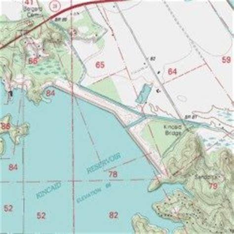 map louisiana dams reservoir dam louisiana rapides usgs topographic