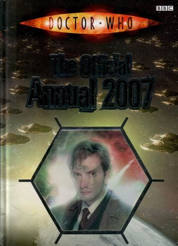 doctor who official annual 2018 books doctor who the official annual 2007 children s bookshop