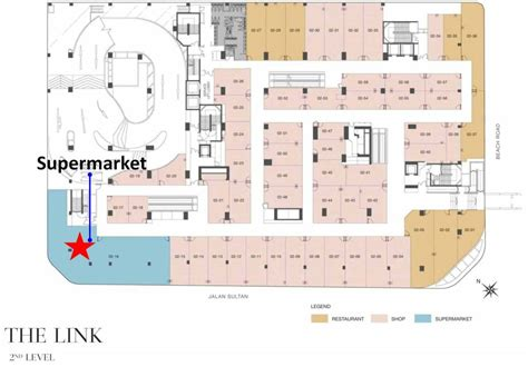 supermarket floor plan city gate road singapore supermarket for investment