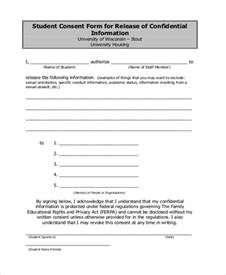 student permission form template photo consent forms general consent form release