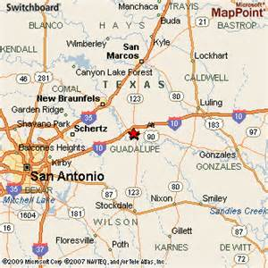 where is seguin on a map seguin tx pictures posters news and on your