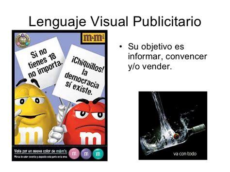 imagenes visuales y auditivas ejemplos lenguaje visual