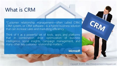 What Is A Relationship Microsoft Dynamics Crm 2015 Pre Sales Presentation Material