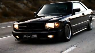 mercedes 560 sec amg quot sledgehammer quot beautiful cars