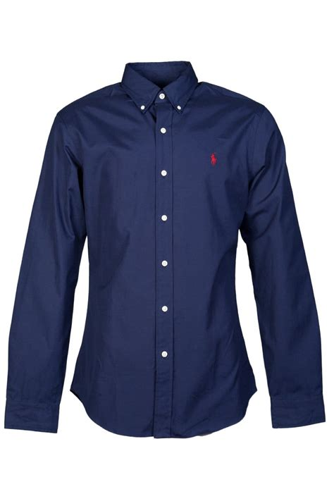 M 3 Tees And Set Blue And Black Stripes T2909 polo ralph slim fit shirt in black and navy blue