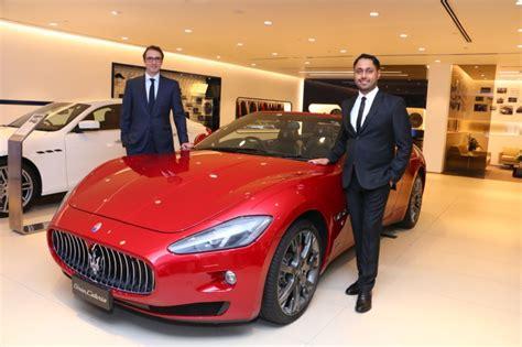 maserati mumbai petal maserati opens doors in mumbai car india india s