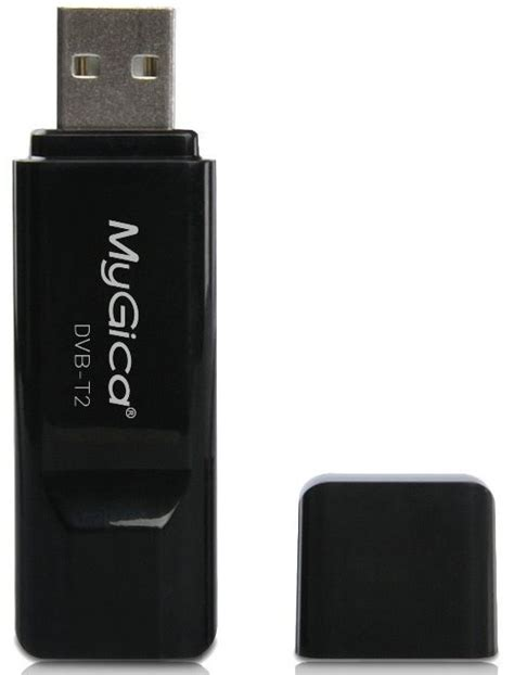 Mygica Analog Tv Tuner Stick U720 mygica usb dvb t2 tv stick t230 black jakartanotebook