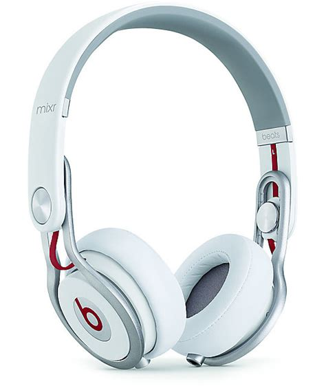 Headset Beats Mixr beats by dre mixr white headphones