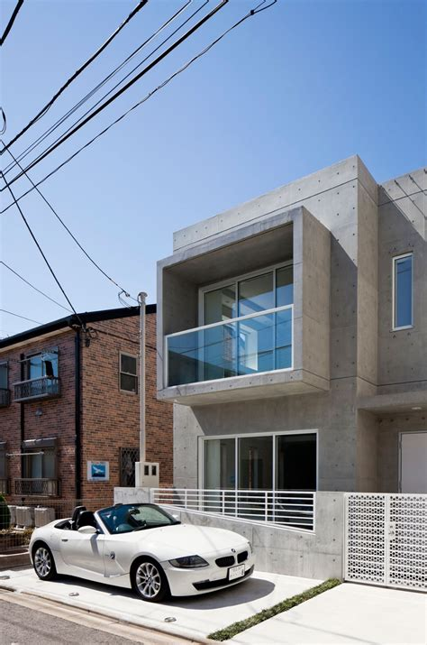 buy house in tokyo seeking balance and tranquility modern zen design house in tokyo freshome com