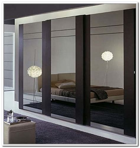 Glass Mirror Closet Doors Doors Recomended Mirror Closet Doors For You Black Square Modern Glass Mirror Closet